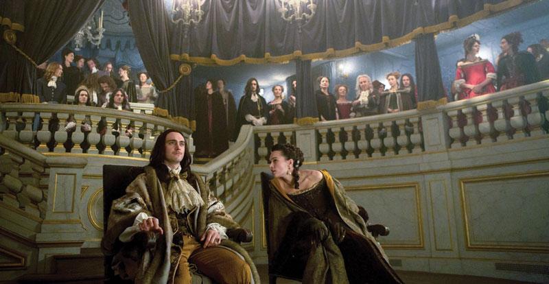 Versailles: Season 2 – George Blagden Q&A