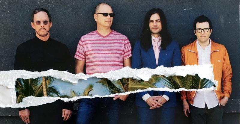 Join Weezer for 'Happy Hour'