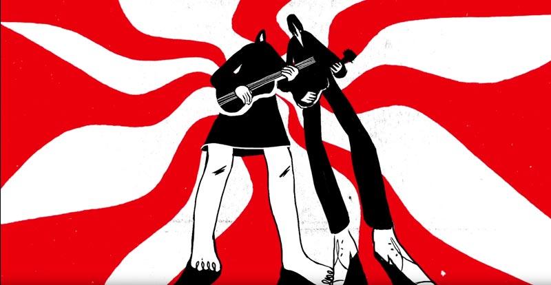Jack White makes White Stripes kids book