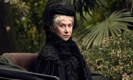 Helen Mirren guns for ghosts in Winchester