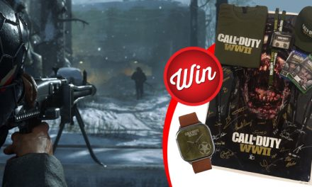 Win an epic Call of Duty: WWII prize-pack