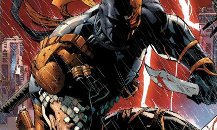 Deathstroke movie in the works