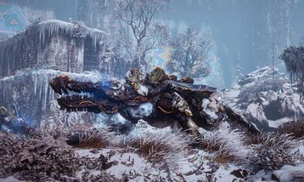 Horizon Zero Dawn Complete Edition out today