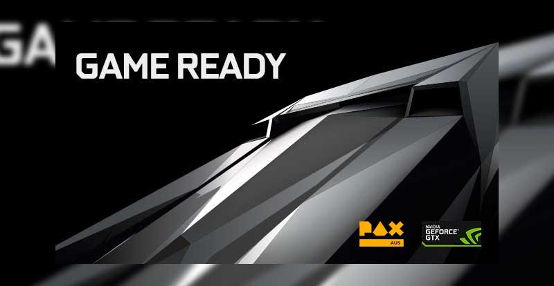 PAX AUS 2017: NVIDIA showcase