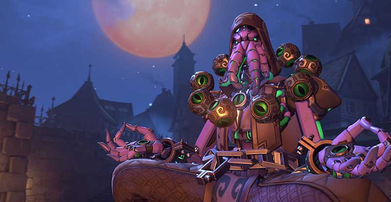 Overwatch Halloween Terror returns for 2017
