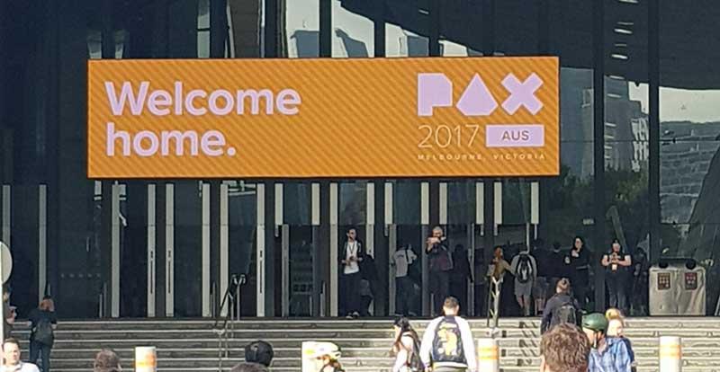 PAX Aus 2018 dates announced