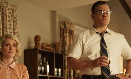 Suburbicon – review