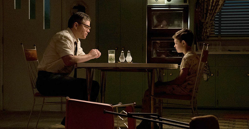 Suburbicon – interview