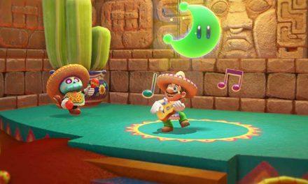 Super Mario Odyssey – review