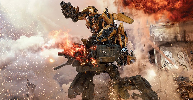 Transformers by the numbers