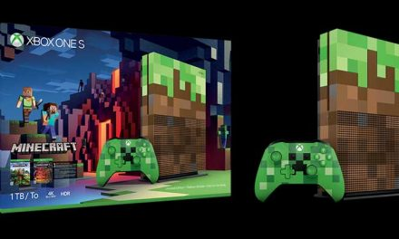 Unbox the Xbox One S Minecraft Edition
