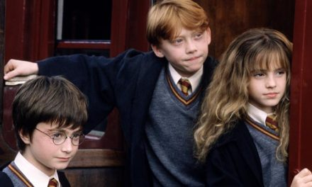 Hooray, hooray, it's 4K Harry Potter day!