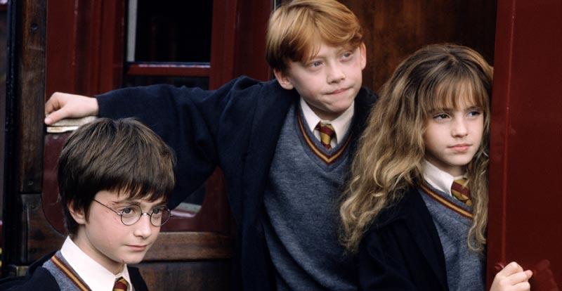Hooray, hooray, it's 4K Harry Potter day!