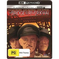 4K November 2017 - Bridge on the River Kwai