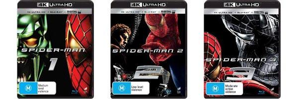 4K November 2017 - Spider-Man
