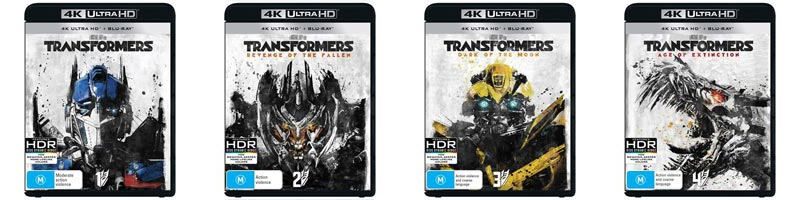 4K November 2017 - Transformers