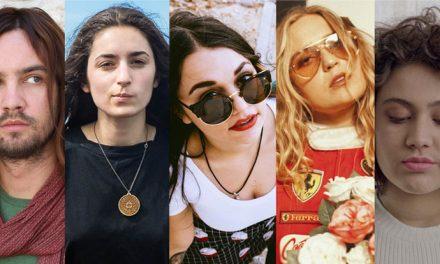 5 tunes you gotta hear this week (17/11/17)
