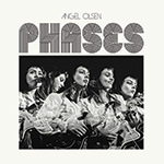 Angel Olsen Phases Album cover