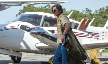 American Made on DVD, Blu-ray, and 4K December 6