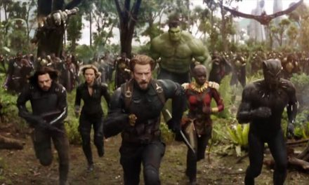 Fight forever? Avengers: Infinity War trailer