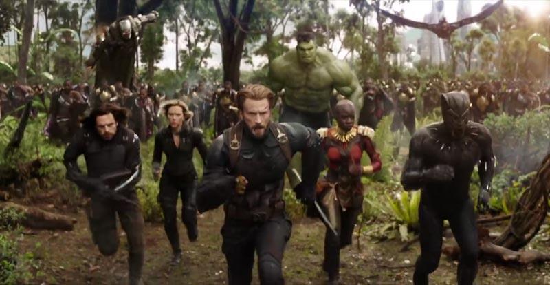 Fight forever? Avengers: Infinity War trailer
