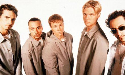 Backstreet Boys – consummate parp stars!