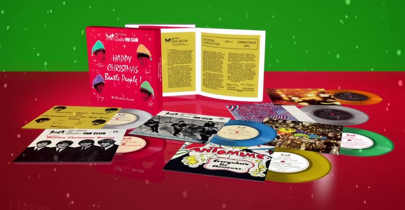 Yule love this new box set from The Beatles!