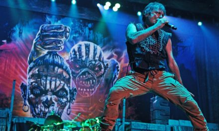 Iron Maiden, 'The Book of Souls: Live Chapter' review