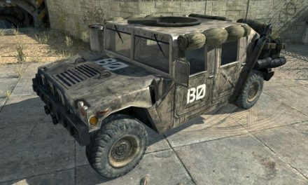 Call of Duty series success all about the Humvee?