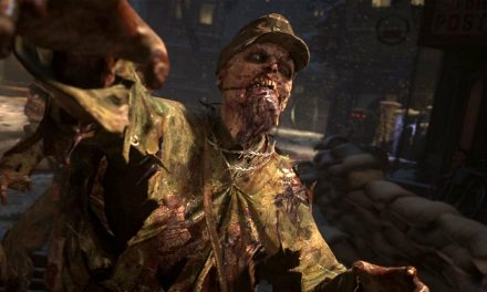 Call of Duty: WWII – meet the zombies