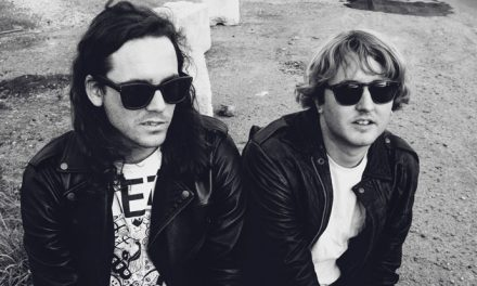 DZ Deathrays announce third LP