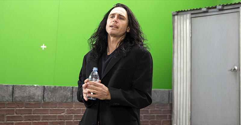 Make room for a new The Disaster Artist trailer