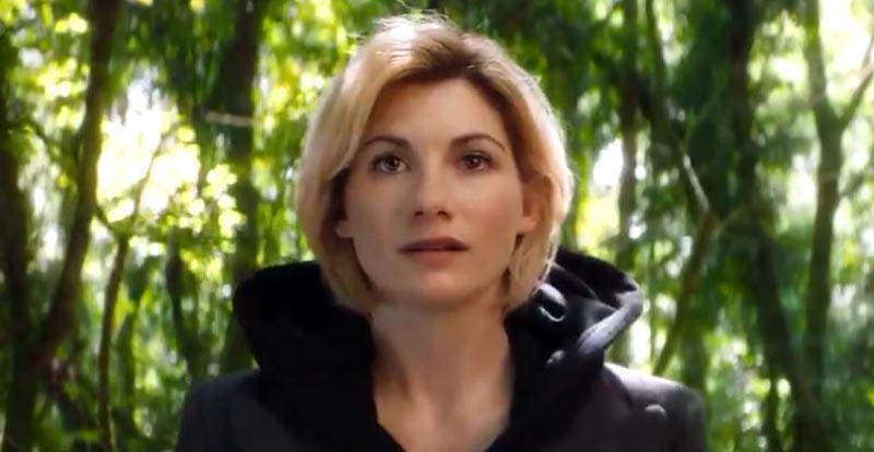 New Doctor Who rocks suspenders!