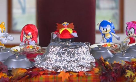 Join Sonic and Eggman for Thanksgiving!