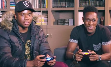 FIFA 18 – watch Big Shaq crack vs Danny Welbeck