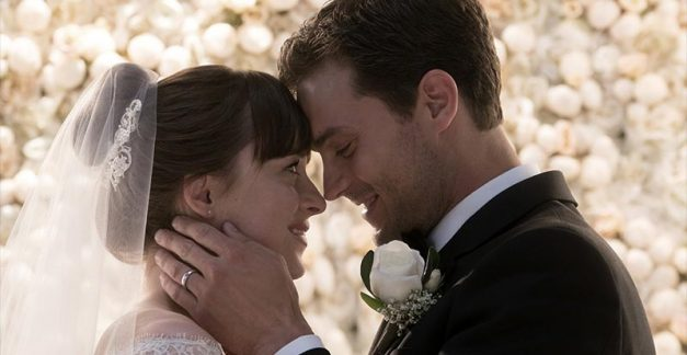 Fifty Shades Freed trailer, erm, freed