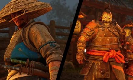 Have another slash – For Honor Season 4 strikes