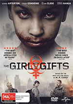 The Girl With All The Gifts DVD Cover
