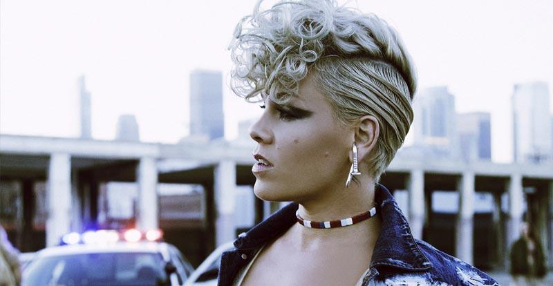 Grammy noms - Pink