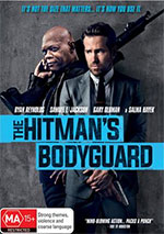The Hitman's Bodyguard DVD cover