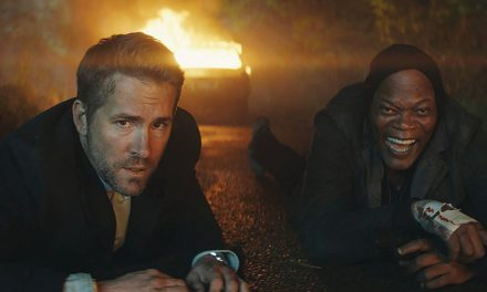 The Hitman's Bodyguard on DVD, Blu-ray and 4K November 29