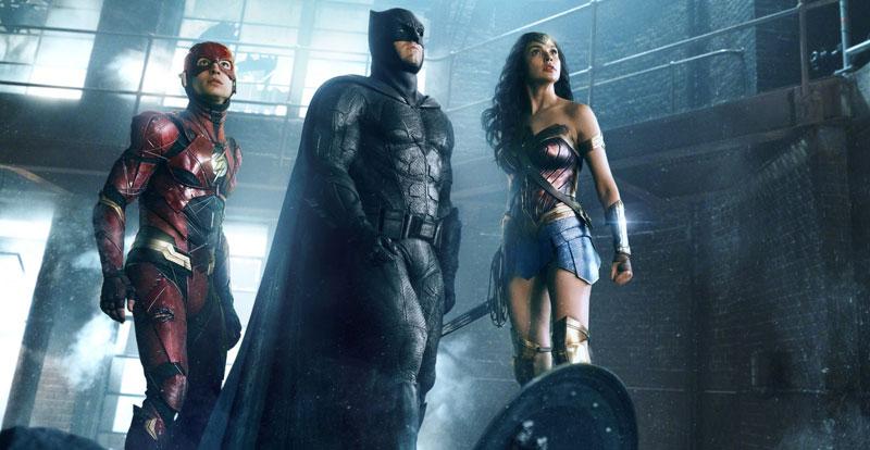 Justice League – review