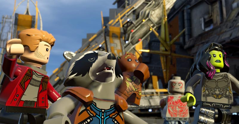 LEGO Marvel Super Heroes 2 - review - STACK | JB Hi-Fi