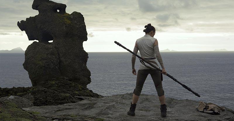 Where's Rey? New Star Wars: The Last Jedi TV spot