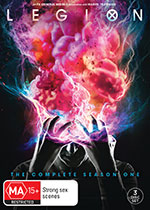 Legion Season 1 DVD Cover