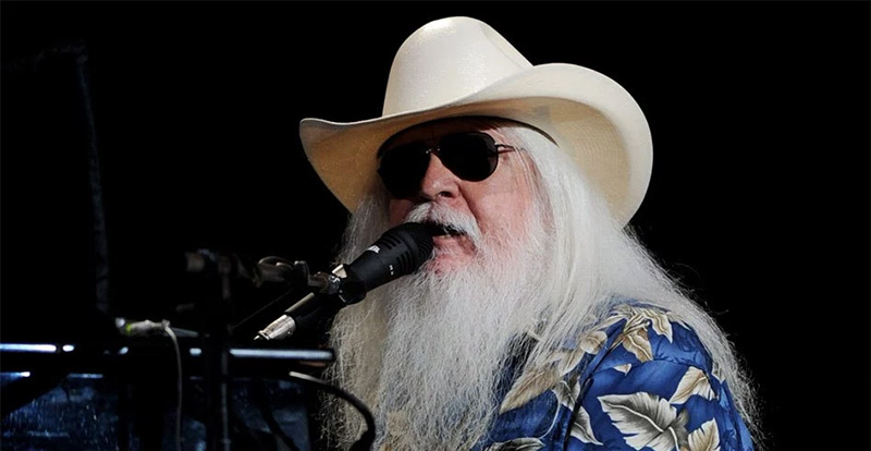 Leon Russell, 'On a Distant Shore' review