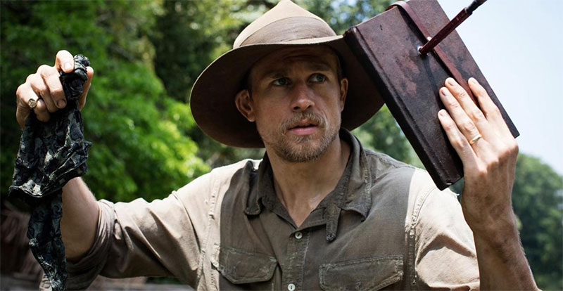 The Lost City of Z on DVD and Blu-ray November 29