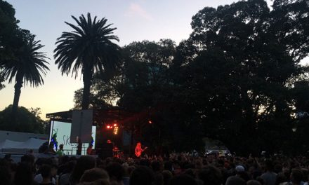Live at the Steps – MMW live review