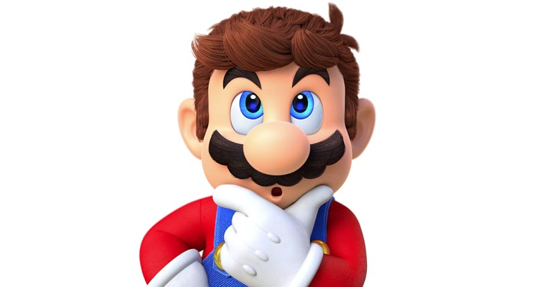 Does Super Mario stay crunchy in milk?