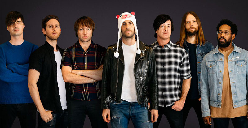 Maroon 5, 'Red Pill Blues' review